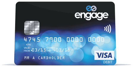 engage card from riverside credit union